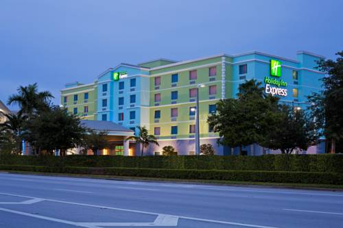 Photo of the Holiday Inn Express Hotel & Suites Ft. Lauderdale Air/Sea Port building