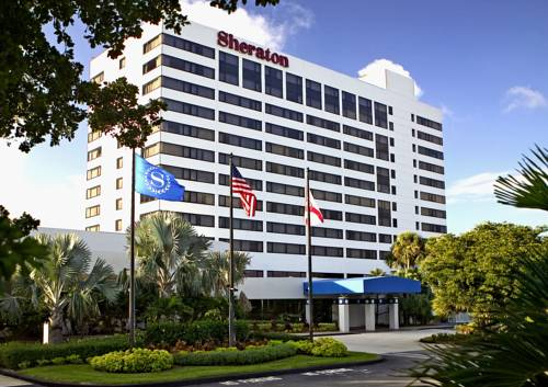 Photo of the Sheraton Fort Lauderdale Airport & Cruise Port Hotel building